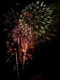Skegness Fireworks-show Photograph