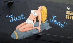 Just Jane Lancashire Bomber