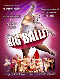 Big Ballet Poster