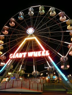 Botton Big Wheel Skegness