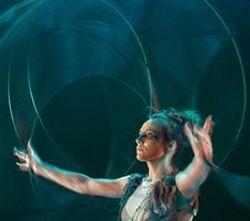 Cirque De Glace Hoops