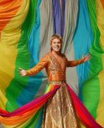 Joseph and his Amazing Technicolor Dream Coat