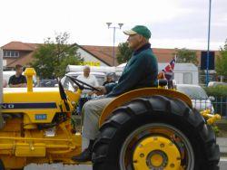 Tractor Skegness Carnival