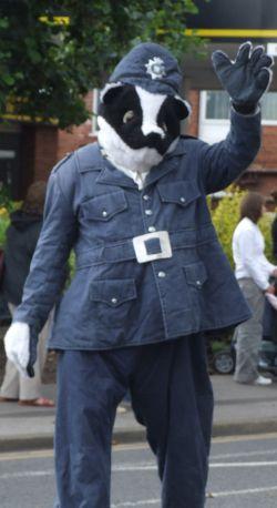 Police Badger