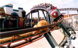 Rollercoaster Rocket