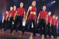 Spirit of the Dance Stars