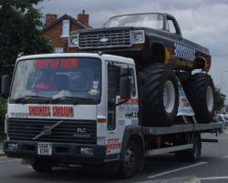 Truck Skegness